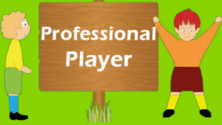 Play like a professional player